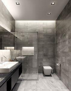 73 ideas de decoración para baños modernos pequeños 2018   Pinterest ...