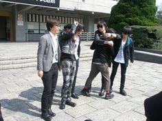 Don't Learn Anything Tour Rock Bands, Champagne, Japanese, Suits, Fashion, Moda, Japanese Language, Fashion Styles, Suit