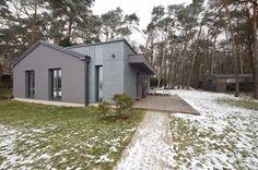 archiweb.cz  - Rekreační chata přestavěná na bydlení