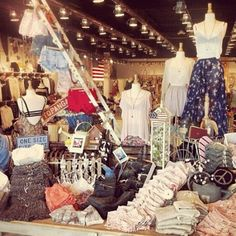 I like the ladder and garden theme for spring. This is just too cluttered. Brandy Melville Usa, Summer Outfits, Summer Clothes, Garden Theme, Ladders, Clothing Styles, My Style, Instagram Posts, Cravings