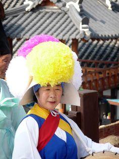 Jeonju, Korea - Jeonju Hanok Village