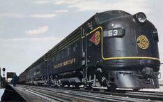 Western Maryland Railroad EM