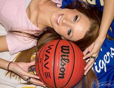 dawnwhitephotography senior pictures pose idea basketball sport photography love blog