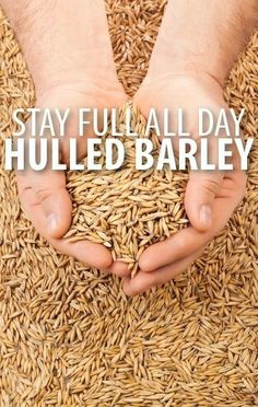 Dr Oz: What is Hulled Barley? How To Use Whole Barley & Hulless Barley - Try barley as an alternative to rice. This amazing grain can help rev up your metabolism; it's also a pre-biotic, which means it speeds the growth of good bacteria in your gut. Hulled Barley, Dr Oz Diet, Natural Appetite Suppressant, Food Hacks, Food Tips, Cooking Tips, Food Combining, Alternative Health, Organic Recipes