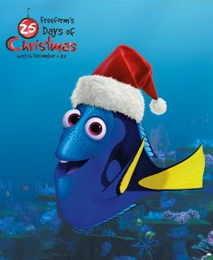 Dive into the holiday season with Disney Movie Rewards and Freeform's 25 Days of Christmas! We've teamed with our friends at Freeform's 25 Days of Christmas to bring you 25 days of Bonus Points! Beginning on Dec. 1, check Disney Movie Rewards Facebook, Pinterest and Twitter pages for a chance to earn Bonus Points. Click the image for details!