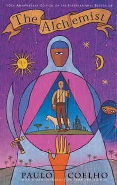 The Alchemist, my favorite #book; found it in an LA gutter when I was 19, been in love eva since <3