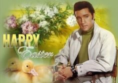 After Lisa Marie was born, Elvis would arrange for an egg hunt on Easter Sunday. Description from elvispresleynews.com. I searched for this on bing.com/images