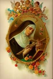 16 Mejores Imágenes De Santa Rita De Casia Catholic Saints