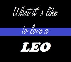 (Here's to Life.: What it's like to love a LEO.) this is the most accurate description. Thank you for writing this, it's good to know you're not alone. God Bless and Stay Strong.