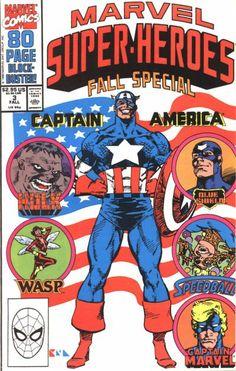 Marvel Super-Heroes Special # 3 by Kieron Dwyer