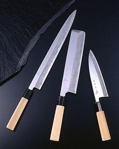So damn sexy..... knives....