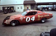 JOE MILLIKAN BUSCH CAR DAYTONA 77 Petty built
