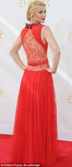 Emmy Awards 2014 Red Carpet - Claire Danes in Givenchy Haute Couture, Lorraine Schwartz Jewelry Celebrity Red Carpet, Celebrity Style, Giuliana Rancic, January Jones, Kelly Osbourne, Claire Danes, The Emmys, Couture Outfits, Style And Grace