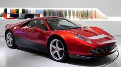 Ferrari Reveals Eric Clapton SP12 EC One-Off