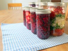 How to Quickly Fill Your Fridge with Probiotic-Rich Cultured Veggies