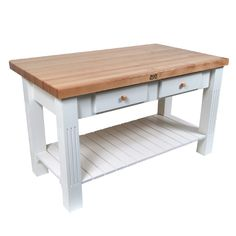 Walnut counter tops are warm and inviting. Made in USA from #1 grade solid walnut, NSF certified. Order here: http://www.chefdepot.com/butcherblock7.htm