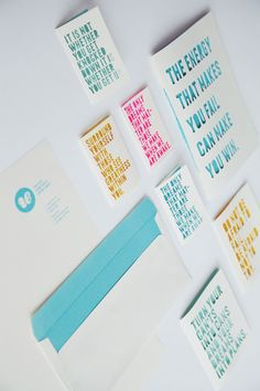 TrueBlue - Young People Support Group by Nadine LeDuc, via Behance