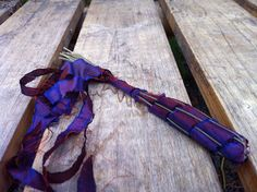 Rustic Lavender Wand by MichelleSimkins on Etsy, $6.00