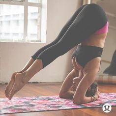 pike headstand | yoga
