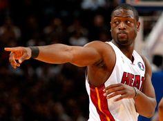 Dwyane Wade - Miami Heat - NBA
