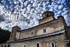 Manastir Sopoćani kod Novog Pazara #manastir #culture #monastery #Serbia #UNESCO