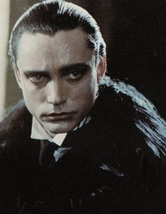 Udo Kier in Blood for Dracula, 1974