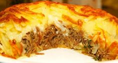 A Batata Recheada de Frigideira é uma opção de prato completo e delicioso para a refeição da sua família. Faça e deixe todos de boca aberta! Veja Também:F