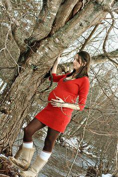 Winter Maternity Shoot   #maternityphotography #maternityphotos