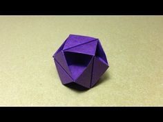 Simple cube octahedron, six sheets