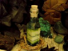 Second Sight Perfume Oil to Enhance your Third Eye by WendyRosesBrews, $5.99