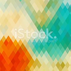 abstract colorful rhombus pattern background royalty-free stock vector art