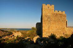 Chateau de Fitou, France