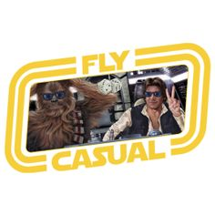 Fly Casual | TeeFury