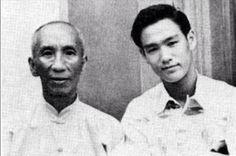 SWK - Ip Man - With Bruce Lee - Portrait 2