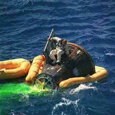 NASA Gemini 11 #spacecapsule #science