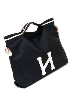Two-Way Ladies Bag Black