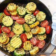 "Peasant Herb Roasted Summer Veggies - A garden in every bite!"" data-componentType=""MODAL_PIN"