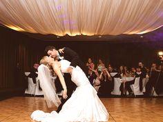 Wedding dance | Melbourne wedding venue | Ballroom