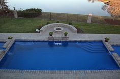 1000 images about fiberglass pools on pinterest for Pool design hamilton