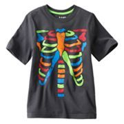 Jumping Beans Bones Graphic Tee - Boys 4-7x