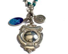 Turquoise Boho Necklace...
