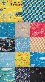 Cotorienne  Fabric