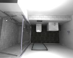 Design - Ground floor shower