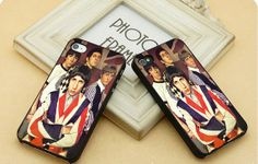 Zap The who  FIT for iP4iP5 Samsung by CasebyMarsha on Etsy, $14.00