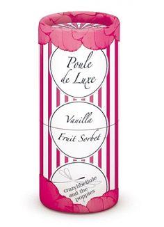 Poule de Luxe Vanilla Fruit Sorbet Crazylibellule and the Poppies for women