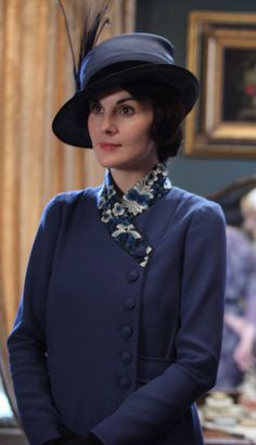 Lady Mary Crawley broke off her engagement with the rich and powerful newspaper proprietor, Sir Richard Carlisle. Now happily engaged to the heir, Matthew Crawley, Mary finds her loyalties tested when the future of her beloved Downton is under threat. When Lavinia's father offers a chance of salvation, Matthew is unable to free himself of a sense of guilt that prevents him taking advantage of the opportunity, which Mary cannot understand. Played by Michelle Dockery