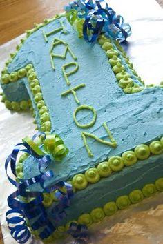 First Birthday Cake parties