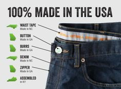 Some really cool Jeans from #dirtballfashion  #madeinusa