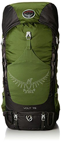 Osprey Men's Volt 75 Backpack, Fern Green, One Size - Check this out at... http://backpackingandcampingessentials.com/backpacking-backpacks/osprey-mens-volt-75-backpack-fern-green-one-size/
