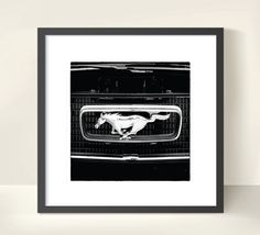 Ford Mustang. Car Photography. Automobile. by OneFrameStories, $16.00